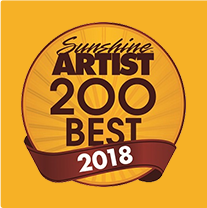 Sunshine Artist Magazine 200 Best 2018